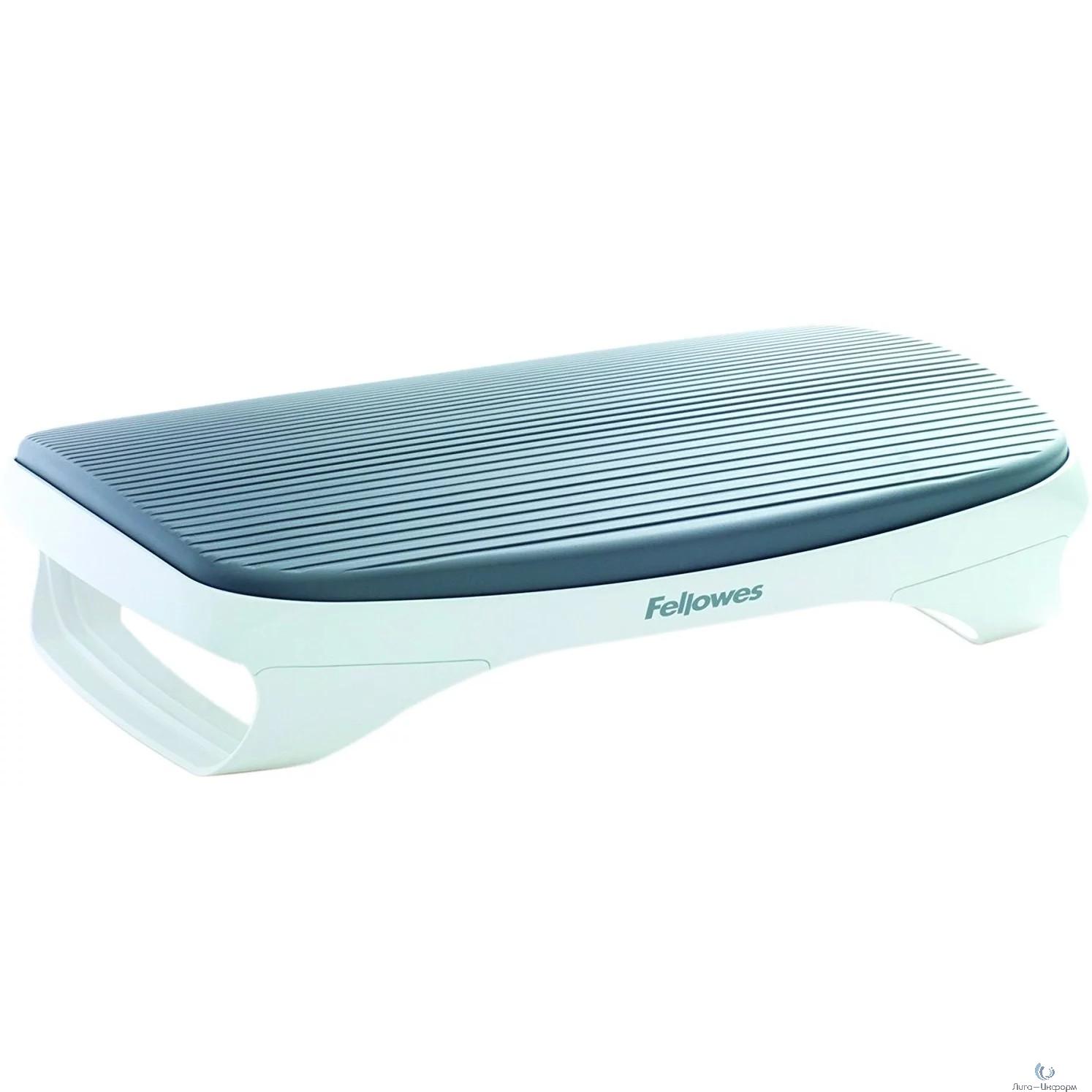 Fellowes® I-Spire Series™, Подставка для ног, белая/серая, шт