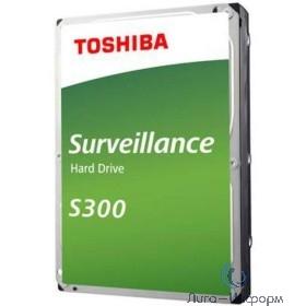 """10TB Toshiba Surveillance S300 (HDWT31AUZSVA) {SATA 6.0Gb/s, 7200 rpm, 256Mb buffer, 3.5"""" для видеонаблюдения}"""