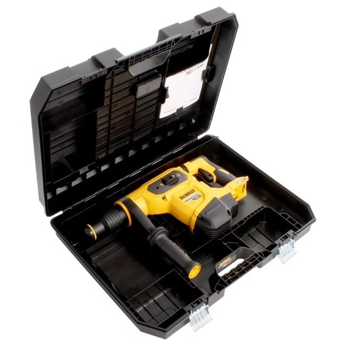 DeWalt DCH481N Перфоратор ак б\<wbr>щет [DCH481N] SDS-Max;54,0В;6,0Дж;540 об/<wbr>мин;3150 уд/<wbr>мин; сверление бур бет-40мм; без аккум/<wbr>без ЗУ; коробка; вес 8,1 кг