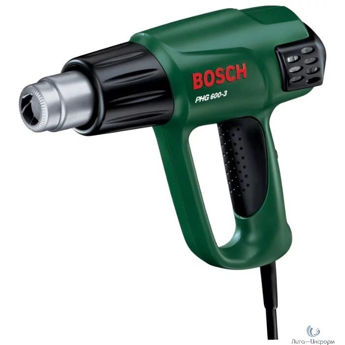 Bosch PHG 600-3 Case + понижающее сопло 20 мм + угловое сопло 80 мм promo [060329B063]