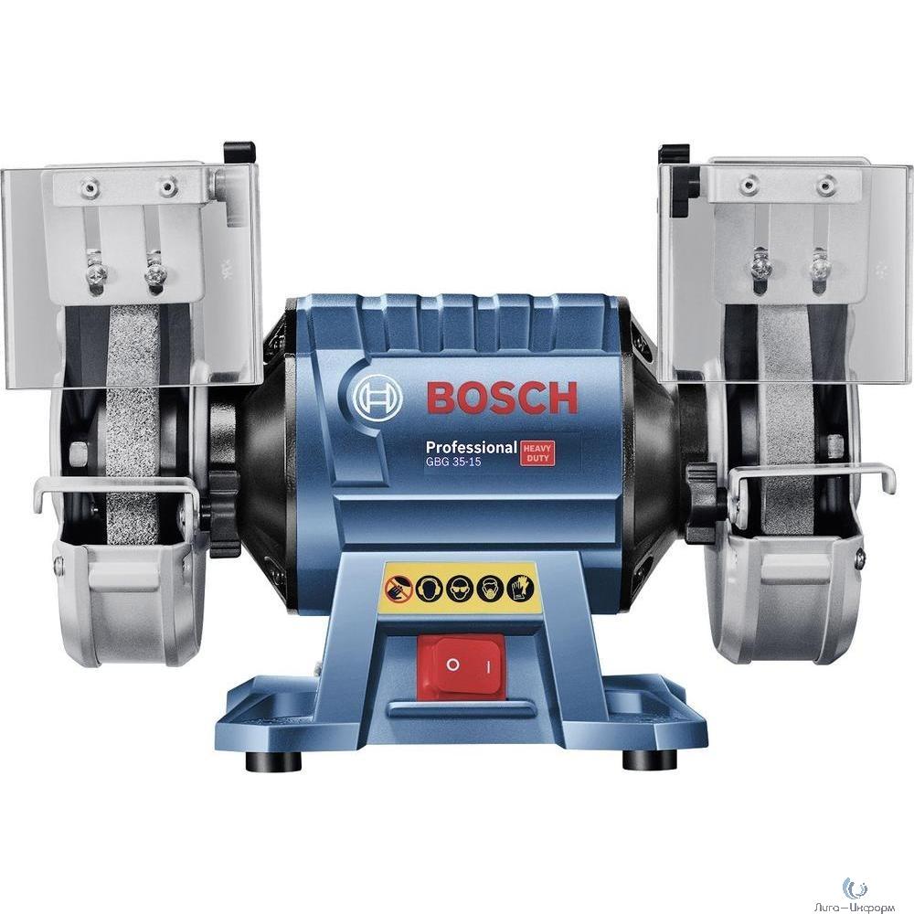 Bosch GBG 35-15 Станок точильный [060127A300] { 350 В, 3000 об/мин, 10 кг }