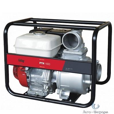 FUBAG PTH 1600Т Мотопомпа для сильнозагрязненной воды (двиг.Honda_1600 л/мин_30м) [838269]