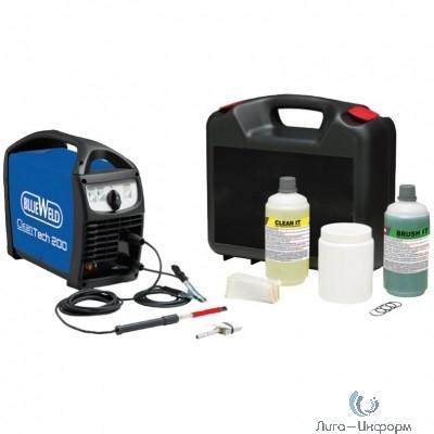 BLUE WELD Аппарат для зачистки сварных швов  CleanTech 200 809837_аксессуары 802953 [850111]