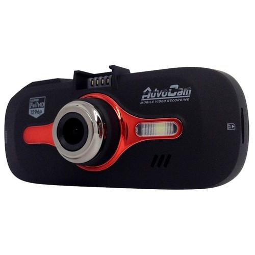 AdvoCam-FD8 Red-II GPS + ГЛОНАСС   видеорегистратор автомобильный (SuperHD)