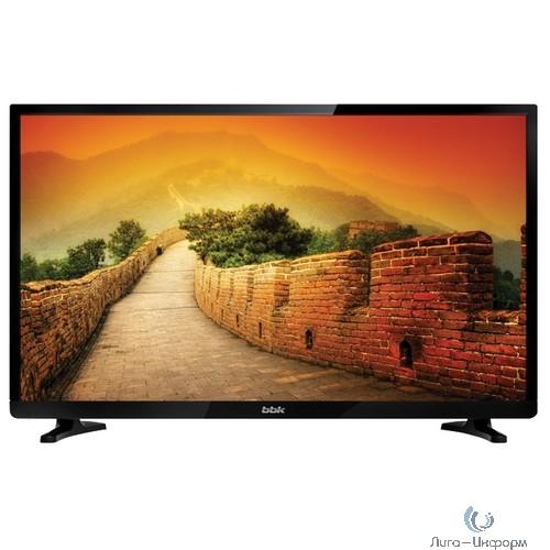 """BBK 28"""" 28LEM-1044/T2C черный {HD READY/50Hz/DVB-T/DVB-T2/DVB-C/USB (RUS)}"""