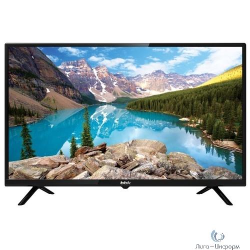 """BBK 28"""" 28LEM-1050/T2C черный {HD READY/50Hz/DVB-T/DVB-T2/DVB-C/USB (RUS)}"""
