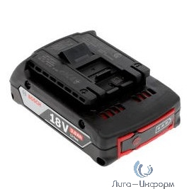 Bosch 1600A012UV GBA 18V 3,0 Ah Battery
