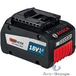 Bosch 1600A00R1A АККУМ. Li-Ion 18 В 6,3 А*ч