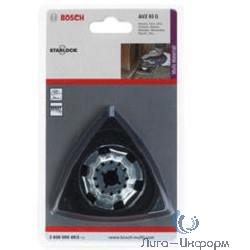 Bosch 2608000493 AVI 93 G Шлифовальная подошва SDS 93mm