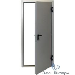Металлическая дверь противопожарная ДП-1 (Дверь ДП-1-60-2050/850/R)