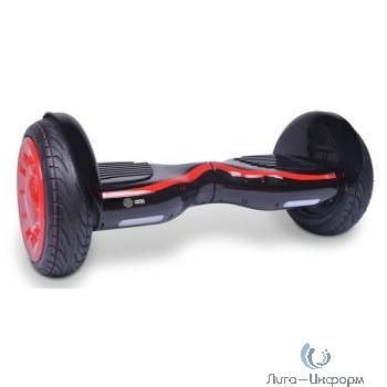 """Гироскутер Cactus CS-GYROCYCLE_SUV2_BK/RD 10.5"""" 4000mAh черный/красный"""