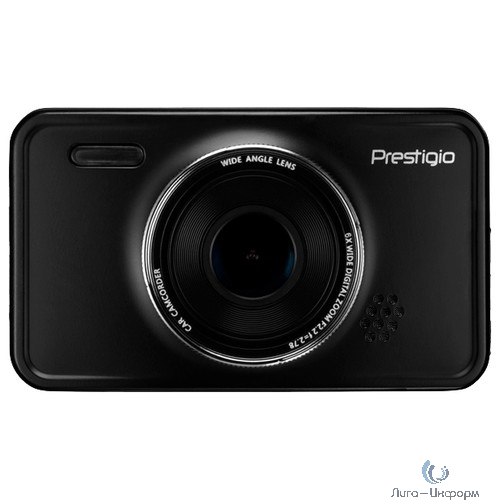 Car Video Recorder PRESTIGIO RoadRunner 526 [PCDVRR526] black {FHD 1920x1080@30fps, 3.0'' screen, NTK96658, 2 MP CMOS GC2023 image sensor, 12 MP camera, 140° Viewing Angle, Mini USB, 180 mAh}