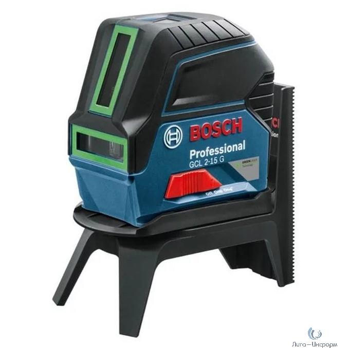 Bosch GCL 2-15G+RM1+BM3 Комбинированный лазер [0601066J00]