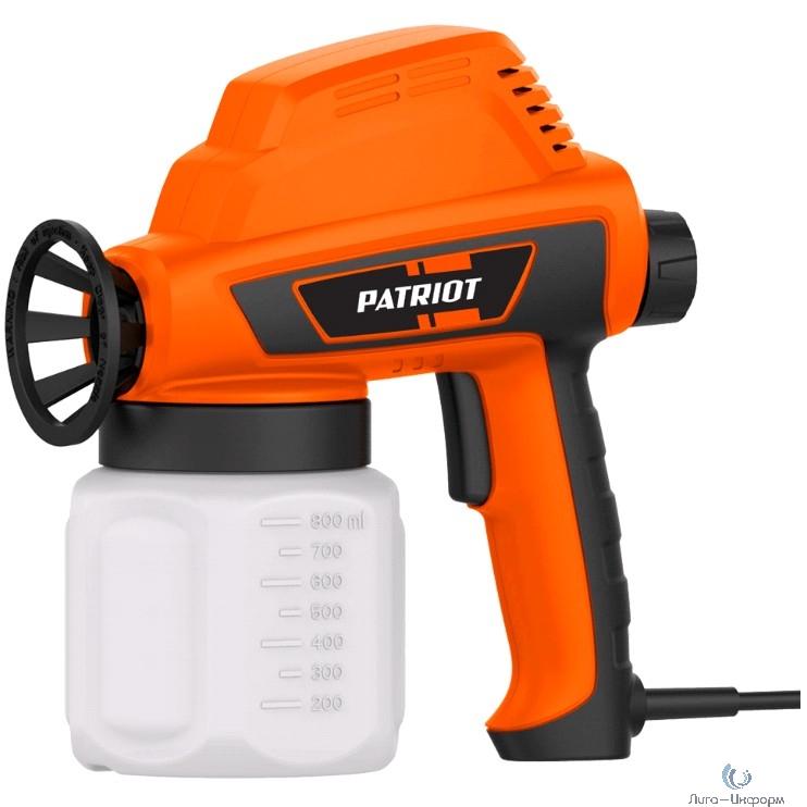 PATRIOT SG 110 Краскопульт электрический [170303500] { 110 Вт, 300 мл/мин, 60 DIN/сек, 1,4 кг }