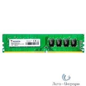 A-Data DDR4 DIMM 4GB AD4U2400J4G17-S PC4-19200, 2400MHz