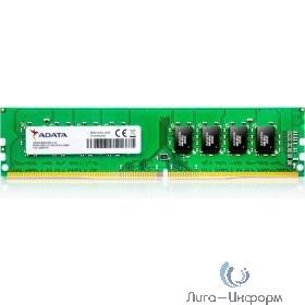 A-Data DDR4 DIMM 4GB AD4U2400W4G17-S PC4-19200, 2400MHz
