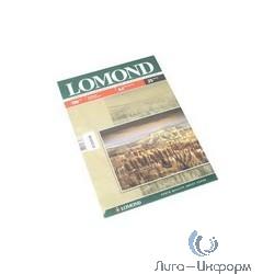 0102036  LOMOND  Матовая бумага 2x A4, 190г/м2, 25л