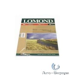 0102038  LOMOND  Матовая бумага 2x A4, 100г/м2, 25л