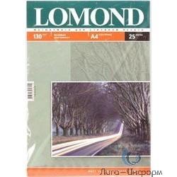 0102039  LOMOND  Матовая бумага 2x A4, 130г/м2, 25л