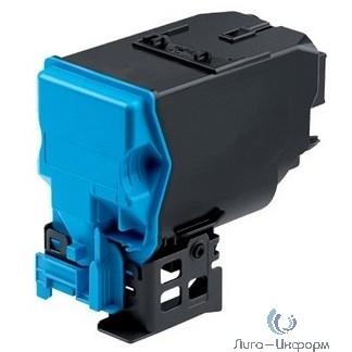Konica minolta A0X5454 Тонер голубой TNP-50C {Konica-Minolta bizhub C3100P}