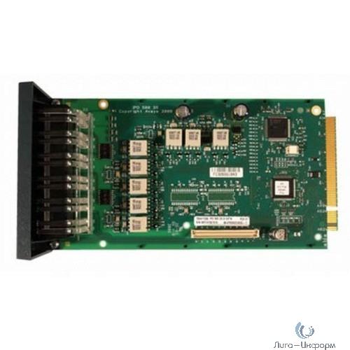 Avaya 700417330 IPO 500 EXTN CARD DGTL STA 8