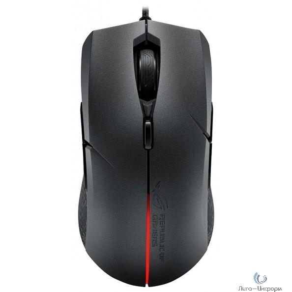 ASUS [90MP00J0-B0UA00] Strix Evolve Mouse USB  Black