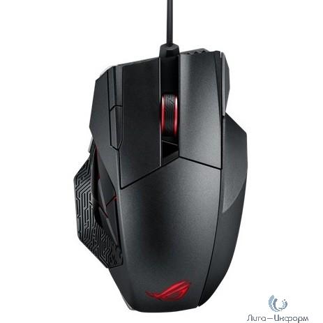 ASUS [90MP00A1-B0UA00] ROG Spatha Mouse USB  Black