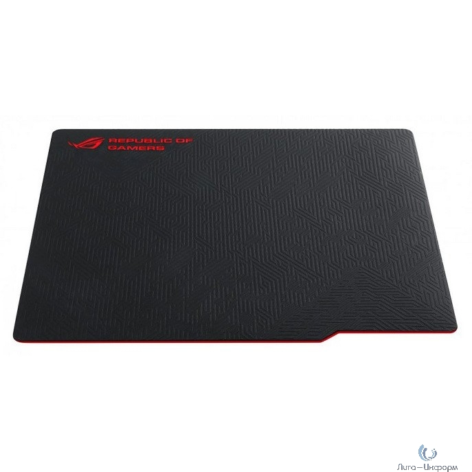 ASUS [90MP00C1-B0UA00] ROG Whitestone Mouse Pad Black