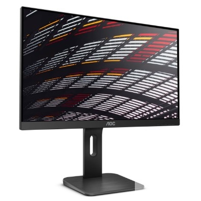 "LCD AOC 24"" X24P1 черный IPS 1920x1200 4ms 178/<wbr>178 300cd 8bit (6bit+FRC) 1000:1 Flicker-Free 50M:1 HDMI (1.4) DisplayPort (1.2) DVI D-Sub USB3.0x4 AudioOut 2Wx2"