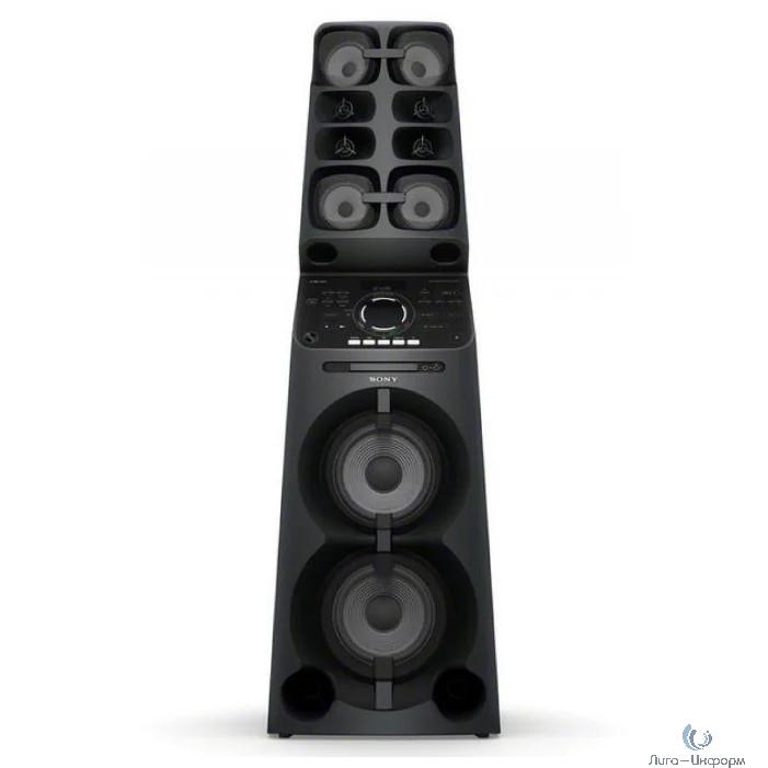 Sony MHC-V90DW черный 2000Вт/CD/CDRW/DVD/DVDRW/FM/USB/BT