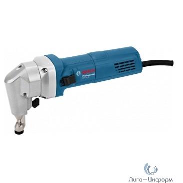 Bosch GNA 75-16 Вырубные ножницы [0601529400] { мощность-750Вт, скорость вр.- 2600, сталь 400N/мм-1, 6 }