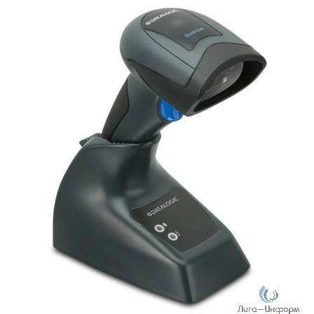 Datalogic QuickScan QBT2400, Bluetooth, Kit, USB, 2D Imager, Black (Kit inc. Imager and USB Micro Cable.) QBT2400-BK-BTK+