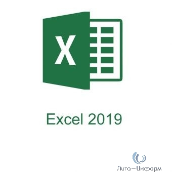 065-08677 Excel 2019 Sngl OLP NL