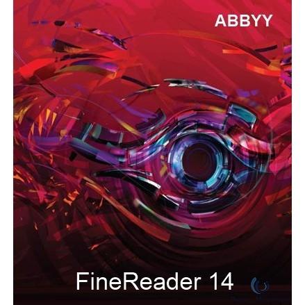 AF14-2C1V50-102 ABBYY FineReader 14 Business 26-50 Concurrent