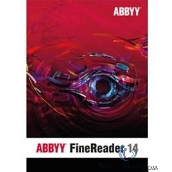 AF14-2C1V00-102 ABBYY FineReader 14 Business 51-100 (Concurrent)