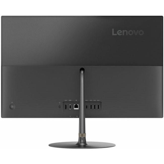 """Lenovo IdeaCentre 730S-24IKB [F0DY002SRK] grey 23.8"""" FHD TS i7-8550U/<wbr>16Gb/<wbr>2Tb+256Gb SSD/<wbr>W10/<wbr>k+m"""