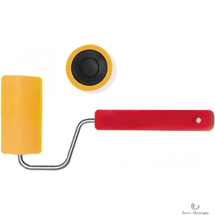 FIT IT Валик прижимной для обоев резиновый, большой диаметр 250 мм  [02985]