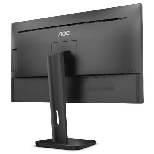 "LCD AOC 23,8"" 24P1 черный IPS 1920x1080@60Hz 5ms 178/<wbr>178 250cd 1000:1 Frameless HDMI (1.4) DisplayPort (1.2) DVI D-Sub USB3.0x4 AudioOut 2Wx2 Pivot"