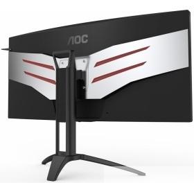 "LCD AOC 35"" AGON AG352UCG6 Black MVA Curved GSync 3440x1440@120Hz 4ms 178/<wbr>178 300cd 2500:1  HDMI DisplayPort USB3.0x2 AudioOut 2Wx2"