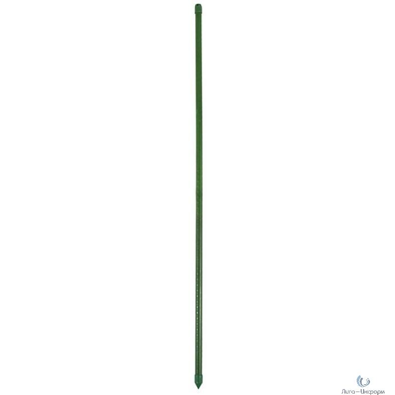 FIT IT Колышек садовый, стальная трубка с ПВХ покрытием 1,5 м х 11 мм [77473]