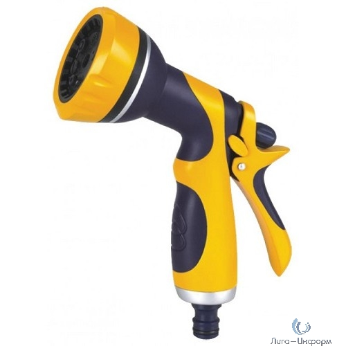 FIT HQ Пистолет для полива 6 режимов Профи 200 мм [77308]