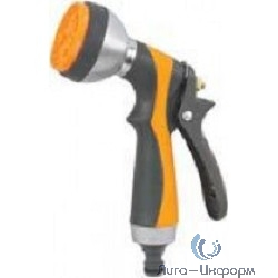 FIT HQ Пистолет поливочный Профи, 7 режимов 210 мм [77675]