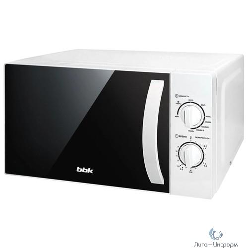 BBK 20MWG-738M/W Микроволновая печь, белый