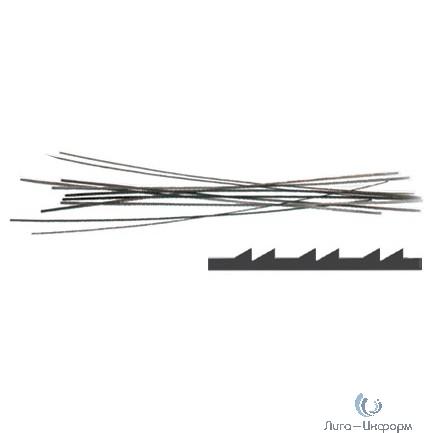 FIT HQ Пилки для ручного лобзика, двойной зуб, 140 мм, набор 10 шт. [41048]