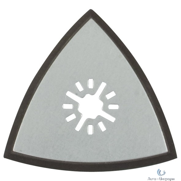 FIT HQ Подошва для МФИ для шлифовальных листов треугольная 80 мм [37951]