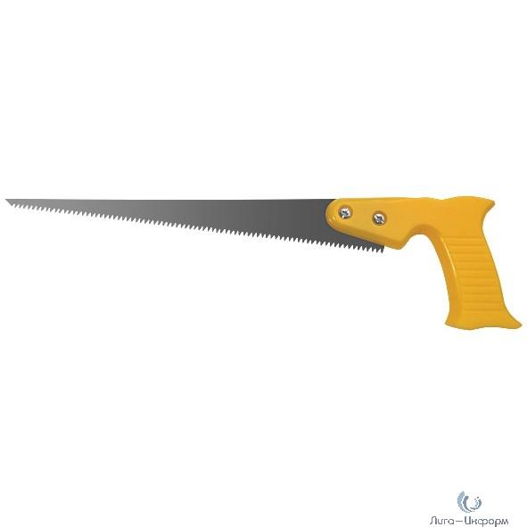 FIT DIY Ножовка по дереву выкружная, пластиковая ручка 300 мм [40571]