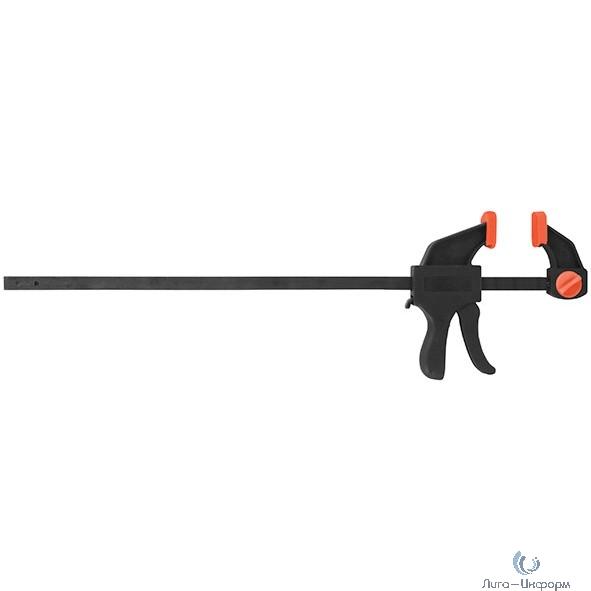 FIT IT Струбцина нейлоновая пистолетная 300х495х60 мм [59268]