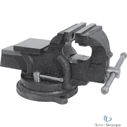 FIT IT Тиски станочные поворотные усиленные 150 мм (14 кг) [59729]