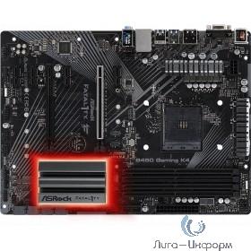 ASROCK B450 Gaming K4 RTL {SocketAM4, AMD B450, ATX}