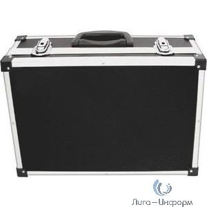 FIT IT Ящик для инструмента алюминиевый (43 x 31 x 13 см) черный [65630]